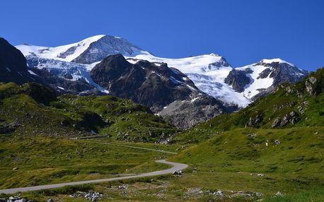 Švýcarsko - Bernské Alpy na silničních kolech