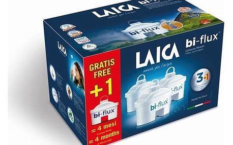 Filtr na vodu Laica Bi-flux 3 + 1 ks (F3+1M)
