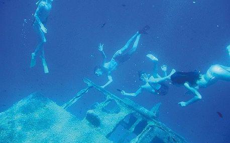 Pirátské stezky na ostrově Elba