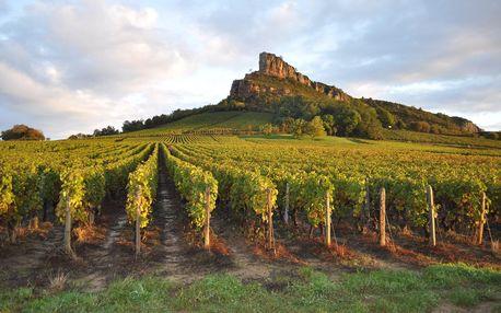 Burgundsko a Champagne