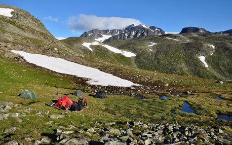 Norské hory - vícedenní přechody