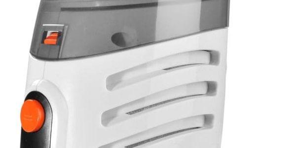 Akumulátorový vysavač Hyundai HVC 101, AKU šedý/bílý4
