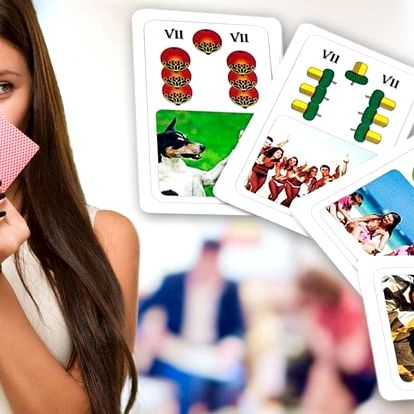 Hrací karty s vlastními fotkami