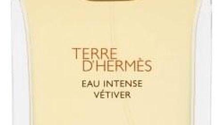 Hermes Terre D´ Hermès Eau Intense Vétiver 100 ml parfémovaná voda pro muže