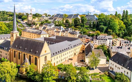 Zájezd do Lucemburska: bus, ubytování i snídaně