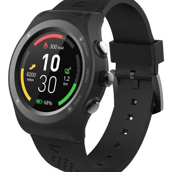Chytré hodinky iGET ACTIVE A6 černý (84000433)2