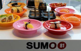 SUMO sushi & grill restaurant Plzeň