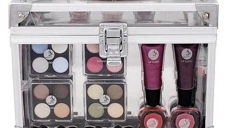 Makeup Trading Transparent dárková kazeta pro ženy Complete Makeup Palette