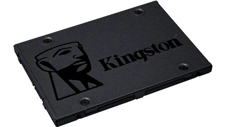 SSD Kingston A400 480GB šedý (SA400S37/480G)
