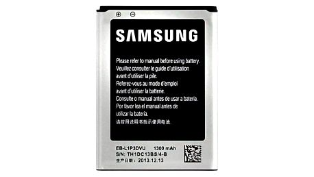 Baterie Samsung pro Galaxy Fame, Li-Ion 1300mAh (EB-L1P3DVU) - bulk (EB-L1P3DVU)