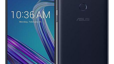 Mobilní telefon Asus ZenFone MAX Pro M1 4GB/64GB Dual SIM černý + dárek (ZB602KL-4A083EU)