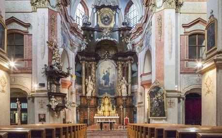 Smyčcový koncert v kostele sv. Kajetána