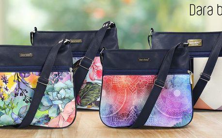 Designové kabelky české značky Dara bags