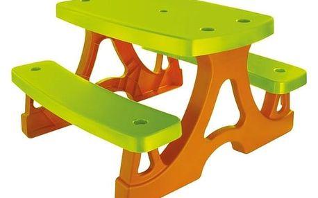 Mochtoys | Mochtoys Piknikový stolek + lavičky | 11640087
