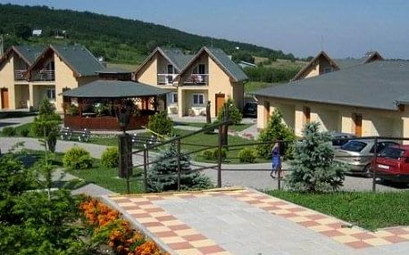 Chatky Borinka, Slovensko, bez stravy
