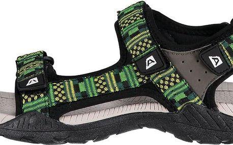 Unisex volnočasové sandále Alpine Pro