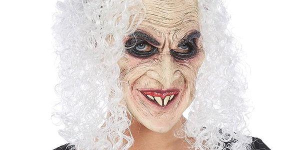 Čarodějnice s bílými vlasy