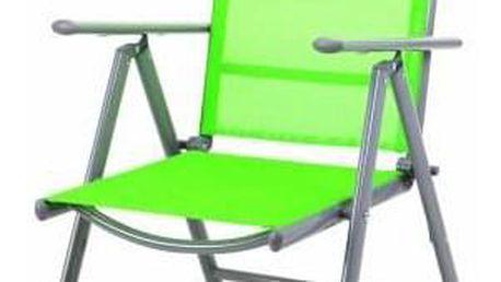 Garthen 6141 Zahradní skládací židle - zelená