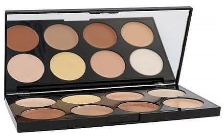 Makeup Revolution London Ultra Cream Contour Palette 13 g krémová konturovací paletka pro ženy