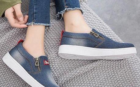 Dámské boty Zandra