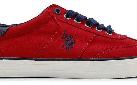 Pánské stylové boty U.S. Polo