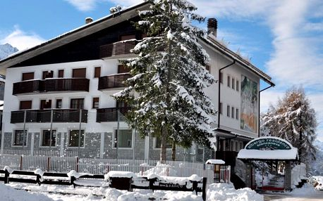 Itálie - Aprica na 8 dnů