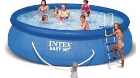 Bazén Intex Easy Set 4,57 x 1,22 m | kompletset s filtrací