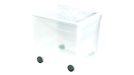 CURVER 41133 Úložný plastový box 33L s kolečky
