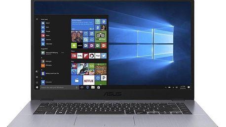 Notebook Asus VivoBook 15 X505BA-EJ290T šedý + dárek (X505BA-EJ290T)