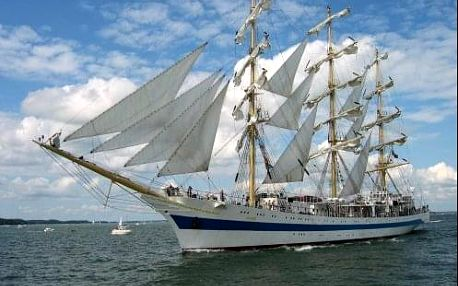 Zájezd Paříž a Rouen - námořní festival L'Armada konaný jednou za 5 let!