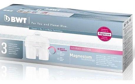 Filtr na vodu BWT magnesium 3 ks