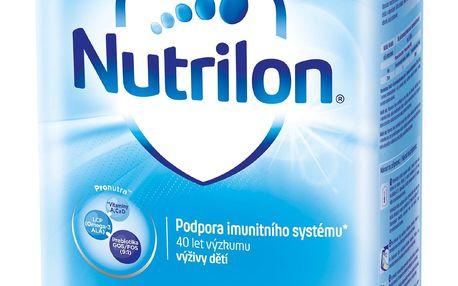 NUTRILON 5 ProNutra s příchutí vanilky (800g) - kojenecké mléko