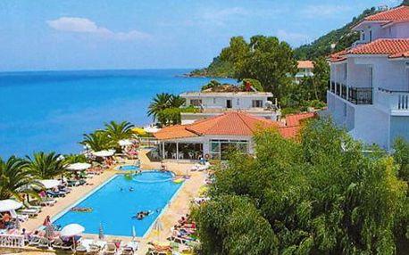 Řecko, Zakynthos, letecky na 8 dní snídaně
