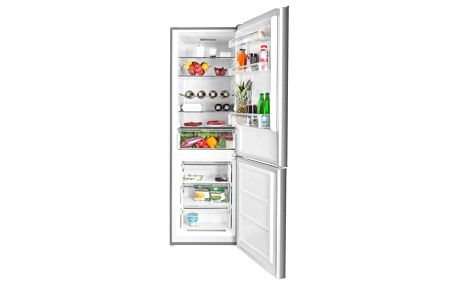 Chladnička s mrazničkou ETA 138590010 nerez