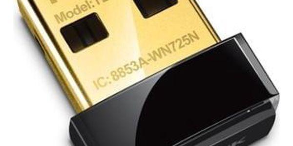Wi-Fi adaptér TP-Link TL-WN725N černý (TL-WN725N)2