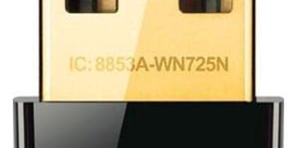 Wi-Fi adaptér TP-Link TL-WN725N černý (TL-WN725N)5