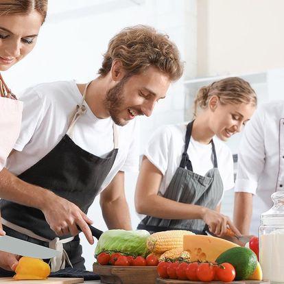 Pestrá nabídka kurzů vaření od dubna do října