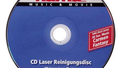 Čisticí CD, DVD, miniDV Hama 1ks (44721)