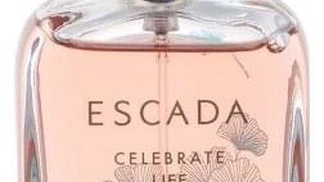 ESCADA Celebrate Life 50 ml parfémovaná voda pro ženy