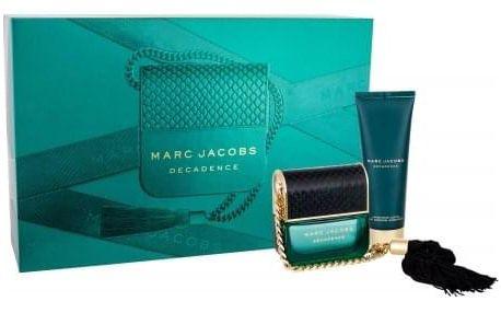 Marc Jacobs Decadence dárková kazeta pro ženy parfémovaná voda 50 ml + tělové mléko 75 ml