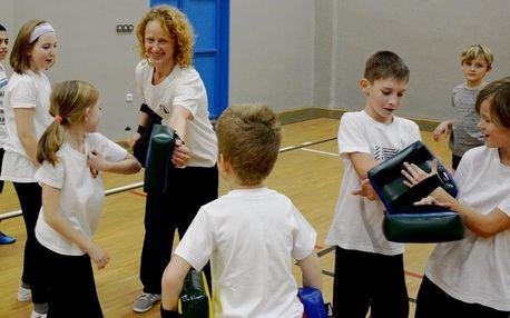 Wing Chun Kuen: kung fu a sebeobrana pro děti
