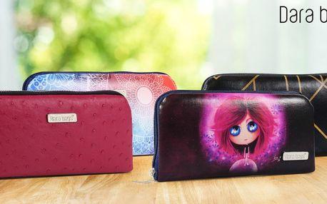 Ručně vyráběné peněženky Dara bags: 16 variant