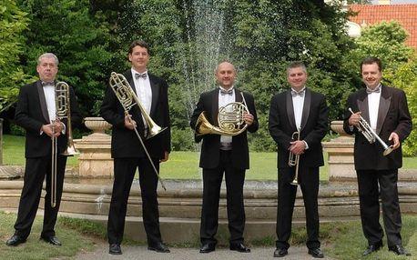 Velikonoční koncert v krásném barokním refektáři