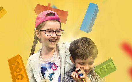 Vstup do Muzea kostek LEGO® pro děti i dospělé
