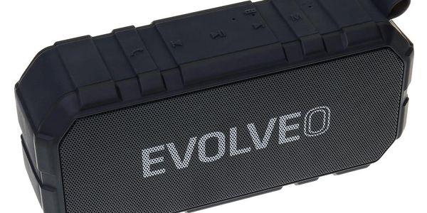 Přenosný reproduktor Evolveo FX4 (ARM-FX4-BLK) černé4
