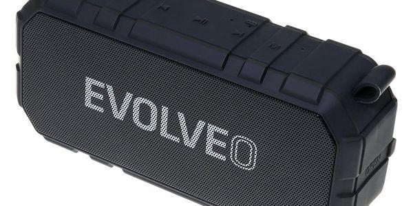 Přenosný reproduktor Evolveo FX4 (ARM-FX4-BLK) černé5