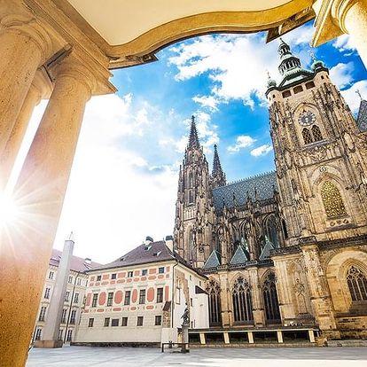 Praha v hotelu jen 1,5 km od Vyšehradu se snídaní + platnost do prosince 2019