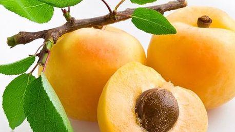Ovocné stromky, 3 ks různé odrůdy jabloně, hrušky, švestky, meruňky, broskve nebo třešně.