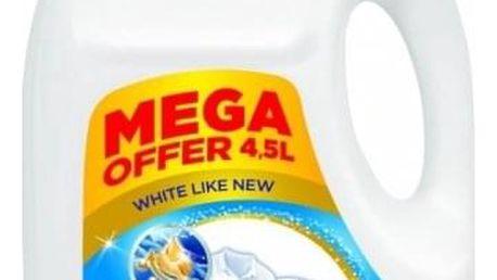 WOOLITE White 4,5 l (75 praní) – prací gel