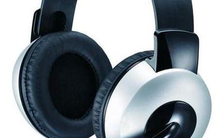 Genius HS-05A černý/stříbrný (31710011100)